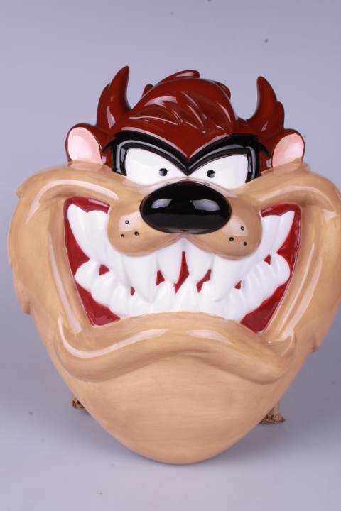 *22 cm Applause 29189 Tasmanian Devil Wall Mask Looney Tunes